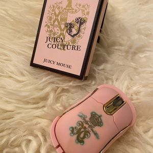 Juicy Couture limited collectible mouse